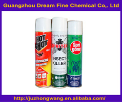 kill bed bugs/alcohol based insect repellent /high quality insect spray manufacturer