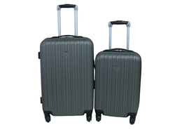 eninent hard shell abs spinner rolling trolley luggage suitcase