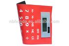 8 digits business flexible calculator solar cell/ HLD-869