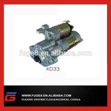 starter 24v 4D33 used for Mitsubishi diesel engine