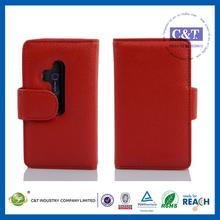 2014 Hotess cell phone case flip case for nokia lumia 920