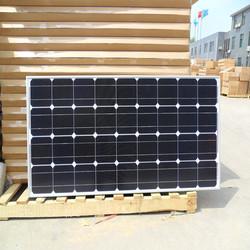 low price CE/ROHS/ISO certificated 185W monocrystalline solar panel