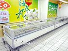 China Little Duck Supermarket Island Showcase E6 CALIFORNIA with CE certification
