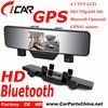 Good Price Mirror Dvr Bluetooth Handfree Call GPS HD 1080p Drive Recorder
