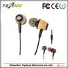 Toploud 2014 hot selling earphones for Online Buyer earphones in bulk in ear headphones