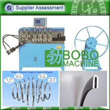4 ROLLERS LOCK CLAMP RING FORMING MACHINE