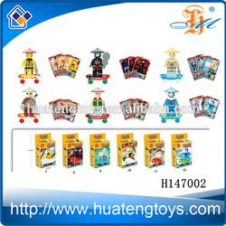 Custom cartoon characters naruto shippuden minifigure bricks plastic naruto shippuden toys blocks H147002