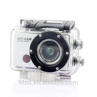 Full HD 1080P WDV5000 Wi-Fi DV Sports Camera with Waterproof Case
