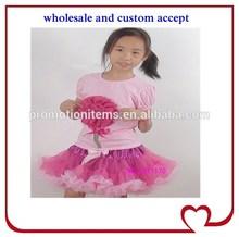 hot pink rose korean summer children clothing set,summer teen girl clothing set