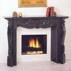 Stone Fireplace Mantle(Direct Factory + Good Price)