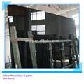 China 3mm 4mm 5mm cinza escuro prata folha do espelho com tamanho de 1830*2440mm, 2134x3300mm 2440x3300mm