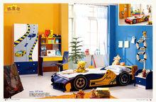 beautiful children racing car bed, kids car bed, kids bedroom furniture kids bed
