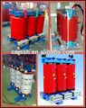 3 fase de tipo seco de la resina de epoxy del transformador de distribución