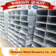GALVANIZED RECTANGULAR PIPE STEEL SCH80 ASTM A106