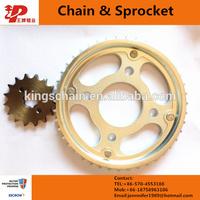 high precision small link chain wheel sprocket