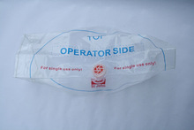 MK-F03 Mouth to Mouth Disposable CPR Mouth Barrier Face Mask CPR Breathing Barrier