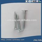 china white zinc plating screw manufacturer&supplier&exporter,ningbo weifeng fastener,top quality