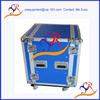 Flight case with flight case hardware