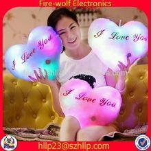 Factory Price Led Light Flashing Pillow Decorative Wedding Gift Hand Mirror China Manufacturer