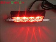 Shinemien hot sell 4Led strobe light lightbar warning police grill mini kit