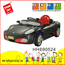 kids ride on electric cars toy with the parent control remote for wholesale