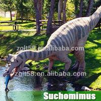 Jurassic Simulation Animatronic Dinosaur King robot Dinosaur for sale