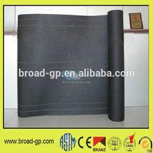 ASTM building paper and asphalt roofing felt