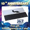 Alibaba Gold China supplier for asus laptop backlit keyboard