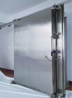 cold room door lock