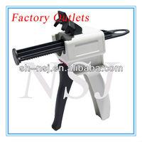 Glue gun for Corian joint adhesive in 50ml 10:1 cartridge