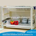 Avafqi wooden dish drainer