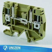 UNIZEN JUT2-6S1 Testing Terminal Block Pitch 6mm