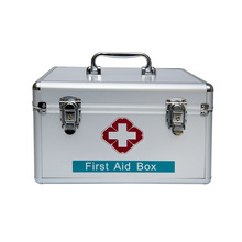 high quality first aid case/kit/box/bag/device Aluminium Alloy CE ISO