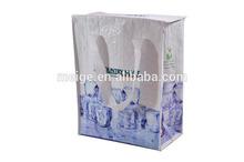 BSCI audit factory printed shopping bag/small handbags/shopping bag