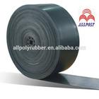 NN/EP/CC Fabric Flat rubber conveyor belt with High quality
