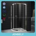 Baño, puerta para ducha en aluminio BL-018
