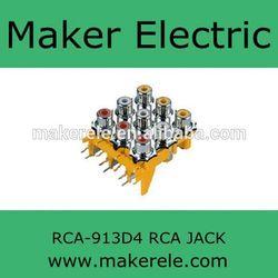 9 pin rca RCA-913D4