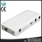 NEW emergency 12v 12000mah lithium ion portable car battery jump starter