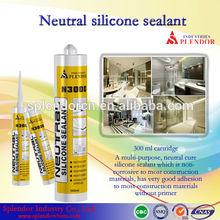 high quality neutral silicon sealant/ silicon sealant general purpose/ silicone glazing sealant