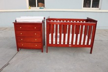 Wooden baby bed/baby crib/ baby wood