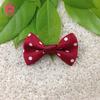 1-488 Factory fancy hair bows make grosgrain ribbon bow in bulk