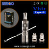 2013 revolutionary upgrading glass atomizer seego Vhit type B e pipe k1000 vaporizer