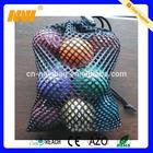 Eco friendly high quality durable golf ball mesh bag