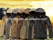 Hunting TAD Sharkskin Soft Shell Camo Jacket Outdoor WaterProof Windproof Jacket Tactical Jacket