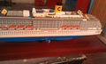 China wholesale new product model cruise ship miniature