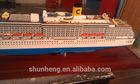 China wholesale new product model cruise ship miniature