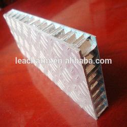 aluminum honeycomb core composite panel ,prices aluminum honeycomb panel, theater decoration materials