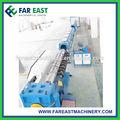 De tubos de plástico pe línea de extrusión/llorar de la tubería de extrusión de polietileno de alta densidad del producto
