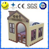 cheap Kids gym equipment mini house