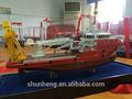 Construcción industrial de modelos a escalas de buques de alta mar